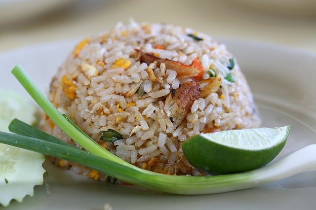 Thai cooked rice